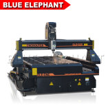 Ele 1325 4 Axis 4X8 CNC Wood Router with Rotary Device for Round Materials