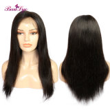 Wholesale Price Brazilian Remy Hair Virgin Hair Black Color Natural Full Lace Wig