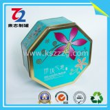 Octagonal Tinplate Cans for Mooncake, Cookies
