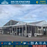 20X30 Canopy Aluminum Frame Tent Solid Sidewalls Party Tents Good Price for Rental