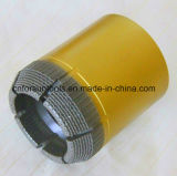 Surface Set Diamond Core Drill Bit