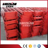 Patined Wholesale H Frame Scaffolding of Ladder Type
