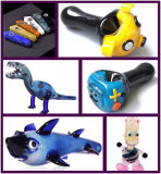 China Glass Water Pipe Factory Wholesale Animal Glass Smoking Pipes