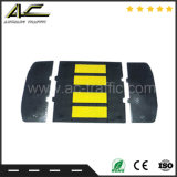 Factory Direct Sale Street Safety Reflective Rubber Speed Bump