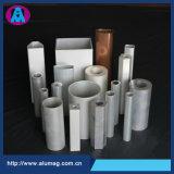 Anodized Industrial Aluminium/Aluminum Alloy Extrusion Profile, OEM Factory Extruded Tube/Pipe CNC Machining Price