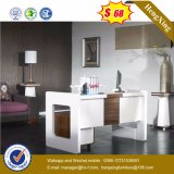 E1 Modern School Office Furniture White Manager Computer Table (HX-SN3128)