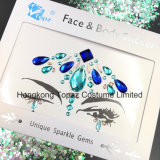 2018 China Skin Safe Party Eye Stickers Body Jewels Glass Crystal Face Stickers (E35)