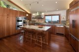 Fair Price PVC Melamine Modern Design Kitchen Cabinet