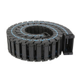 35 Type Plastic Nylon Cable Carrier Flexible Drag Chain Rubber Stainless Steel Conveyor Belt