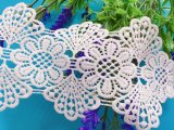 Chemical Lace Fashionable Clothing Embroidery Lace
