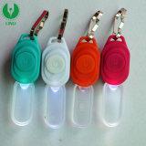 Custom Cheap LED Zipper Light Mini LED Flashing Zipper Safety Night Light