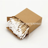 Large Quantity Package Cheap Household Cleaning Use Make up Cotton Swabs