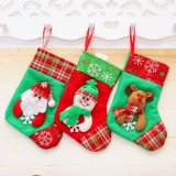 Wholesale Personalized Christmas Indoor Decorations Children Gift Christmas Stockings Socks