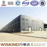 Light Steel Structure with Steel Frame for Warehouse