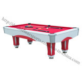 Hot Sale Indoor Strong MDF Pool Table with Auto Ball Return System