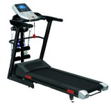 Yeejoo Popular for Home Use with MP3, USB, SD Card Input Motorized Treadmill