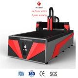 China Ta Fiber Metal Laser Cutting Machine with CNC System