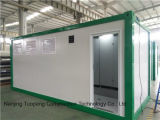Toilet Containers Prefab Home Insulation Container Restroom, Movable Trailer Toilet