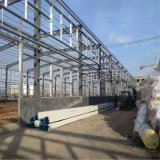 Multi-Storey Fabrication Workshop Steel Structure for Office Building