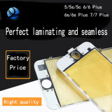 100% New LCD Screen out Glass Lens with Frame for iPhone 5/5s/5c