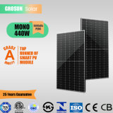 Competitive Price 144-Cells Grosun Monocrystalline Solar Panel 440W (9BB)
