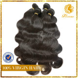 6A Grade Body Wave Weft 100% Peruvian Virgin Unprocessed Remy Human Hair Extension (TFH-NL0066)