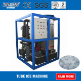 25 Tons Tube Ice Maker / Tube Ice Making Machine