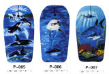 EPS Bodyboard with Sea Design (P005, P006, P007)