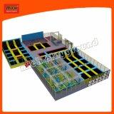 Eco-Friendly Indoor Park Trampolines for Amusement