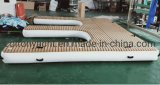 Inflatable Swim Platform Dock and Floating Yacht Dock with Customized Size