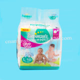 Newest Disposable Economic Friendly Baby Diaper Wholesale, Panpanbebe Darling Diapers, Baby Diaper Sanitary Napkin