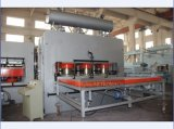 Automatic Short Cycle Melamine Laminating Hot Press for 6X8FT Prelam MDF