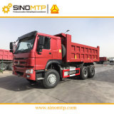 10 Wheeler HOWO 18m3 Middle Lift Tipper/ Dumper/ Dump Truck