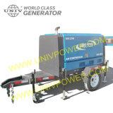 185cfm Isuzu Diesel Engine Twin Screw Air Compressor
