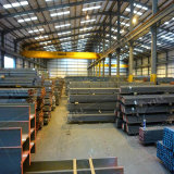 Cost Effective Alloy Metal Frame Warehouse Building Steel Construction