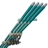 Unipolar Sliding Contact Line Is Suitable for High-Speed Mobile Power Receiving Facilities Such as Large Elevators and Elevators