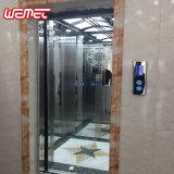 Passenger Use Outdoor Glass Capsule Sightseeing Elevator
