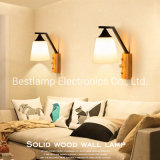 LED Decoration Modern Indoor Wood Wall Lamp Sconce Lighting