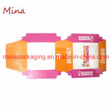 Recycled Take Away Cheap Brown Kraft Cardboard Packaging Paper Burger/Colored Pizza/Chicken Design Carton Box