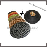 Super Flexible Resin Diamond Polishing Pad, Diamond Abrasive, Diamond Polishing Tools