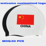 Lowest Price Silicone Swimming Hat with Low MOQ