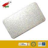 Metallic Type Powder Coating with Silver Effect