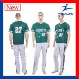 Healong Good Design with High Quality Sport Wear Sublimation Men's Baseball Uniforms