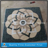 Natural Marble & Travertine Pattern Mosaic Tile