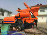 Trailer Concrete Mixing and Pump Jbs40-8-45