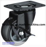 Nylon and PU Caster Wheel for Heavy Duty