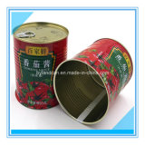 Tin Can for Packaging Tomato Sauce