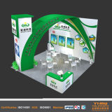 Wooden Display for Agrochemical Trade Show Booth