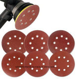 Aluminium Oxide Sanding Disc with Magic Tape