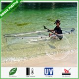 Easy Handle for Children Ocean Sea Kayak Polycarbonate Sheets Canoe Clear
